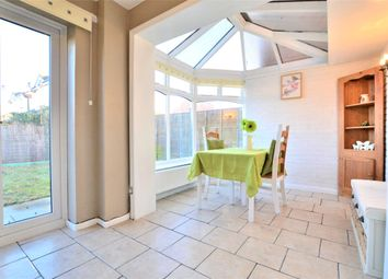 3 bed link-detached house for sale in Lower Meadow, Quedgeley, Gloucester, Gloucestershire GL2