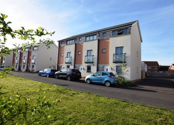 Thumbnail 3 bed town house for sale in Wren Gardens, Portishead, Bristol