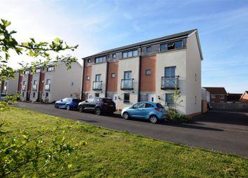 Thumbnail 3 bed town house for sale in Wren Gardens, Portishead, Bristol