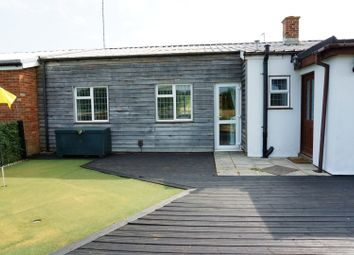 Thumbnail 3 bed bungalow for sale in Stewards Green Road, Epping
