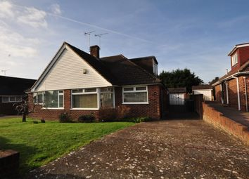 Thumbnail 3 bedroom semi-detached bungalow to rent in Bramley Crescent, Bearsted, Maidstone