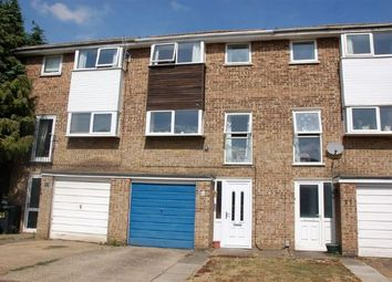 Thumbnail 3 bed town house for sale in Hallam Close, Moulton, Northmpton