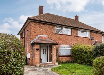 Thumbnail 2 bed semi-detached house for sale in Calley Down Crescent, New Addington