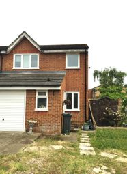 Thumbnail 3 bed end terrace house to rent in Redford Close, Feltham