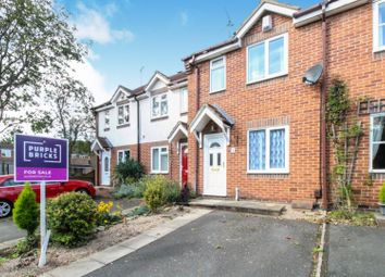 Thumbnail 2 bed town house for sale in Bemrose Mews, Derby