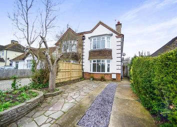 Thumbnail 3 bed semi-detached house for sale in Park Avenue, Eastbourne