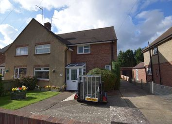 Thumbnail 3 bed semi-detached house for sale in Worsley Road, Frimley, Camberley