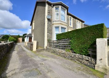 Thumbnail 3 bed flat for sale in Wellington Street, Dunoon, Argyll