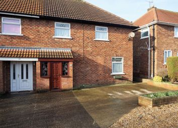 Thumbnail 3 bed semi-detached house for sale in Fortyfoot, Bridlington