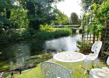 Thumbnail 2 bed terraced house for sale in Wherwell, Andover, Hampshire