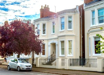Thumbnail 3 bed flat for sale in Leam Terrace, Leamington Spa