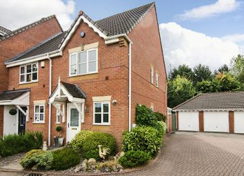 Thumbnail 2 bed town house for sale in Saddlers Close, Boley Park, Lichfield