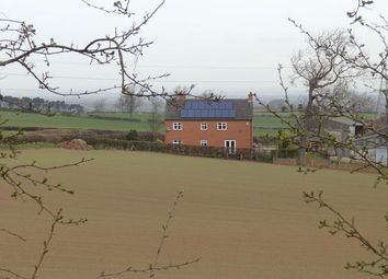 Thumbnail 4 bed detached house to rent in Bretby Lane, Newton Solney, Burton-On-Trent
