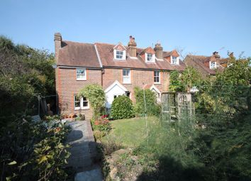 Thumbnail 3 bed end terrace house for sale in North Street, Storrington, Pulborough