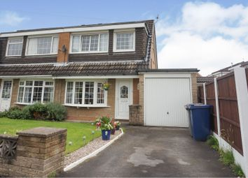 Thumbnail 3 bed semi-detached house for sale in Redwood Avenue, Leyland