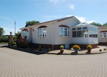 Thumbnail 2 bed mobile/park home for sale in Main Street, Normanton, Grantham