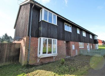 Thumbnail 4 bed end terrace house to rent in Golden Miller Close, Newmarket