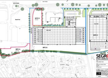 Thumbnail Industrial for sale in Plot A, 225 Bath Road, Slough