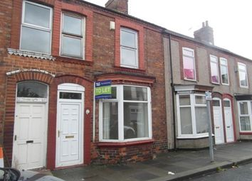 Thumbnail 3 bed terraced house to rent in Borough Road, Darlington