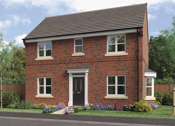"Thumbnail 3 bed detached house for sale in ""Emmett"" at Woodcock Way, Ashby-De-La-Zouch"