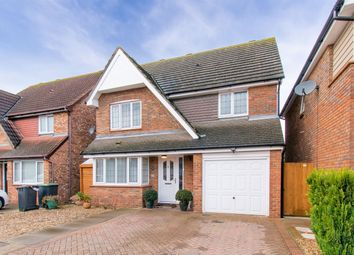4 bed detached house for sale in Kestrel Way, Sandy, Bedfordshire SG19