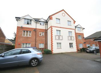Thumbnail 3 bed flat to rent in Chantry Close, Sunbury-On-Thames