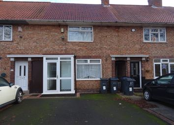 Thumbnail 2 bed terraced house to rent in Gospel Farm Road, Birmingham