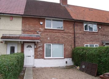 Thumbnail 3 bedroom shared accommodation to rent in Austrey Avenue, Lenton Abbey