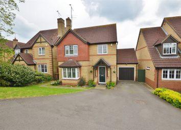 Thumbnail 4 bedroom detached house for sale in Rackham Drive, Luton