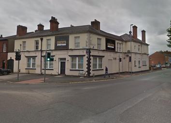Thumbnail Retail premises for sale in Manchester Road, Warrington