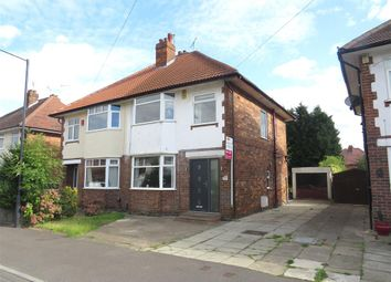 Thumbnail 3 bed semi-detached house for sale in Farm Drive, Alvaston, Derby