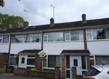 Thumbnail 3 bed town house for sale in County Road, Gedling, Nottingham