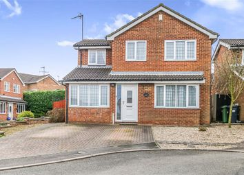 Thumbnail 4 bed detached house for sale in Spey Close, Wellingborough