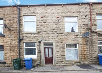 Thumbnail 2 bed terraced house for sale in Church Street, Bacup, Rossendale