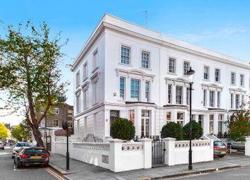 5 bed semi-detached house for sale in Abingdon Villas, London W8