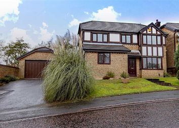 4 bed detached house for sale in Applecross Drive, Burnley, Lancashire BB10