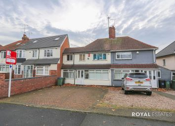 Thumbnail 5 bedroom semi-detached house for sale in Wolverhampton Road, Oldbury