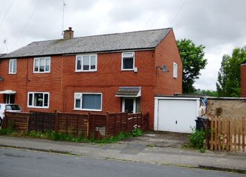 Thumbnail 3 bed semi-detached house for sale in Wellstone Road, Bramley, Leeds