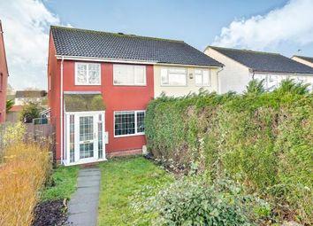 Thumbnail 3 bedroom semi-detached house for sale in Cleveland, Bradville, Milton Keynes, Buckinghamshire