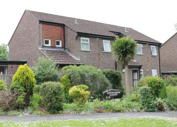 Thumbnail 1 bed flat to rent in Nutbourne Court, Blenheim Road, Horsham