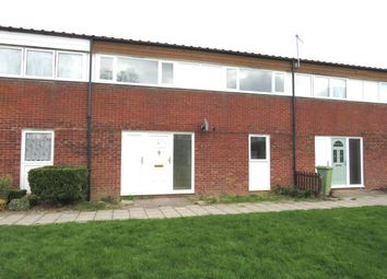 Thumbnail 3 bedroom terraced house to rent in Wainers Croft, Greenleys, Milton Keynes