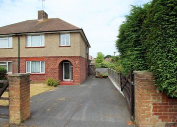 Thumbnail 3 bedroom semi-detached house for sale in St. Peters Way, Frimley Green