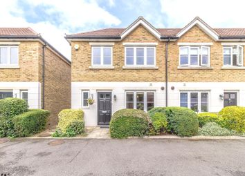 Thumbnail 3 bedroom end terrace house for sale in Justin Place, London