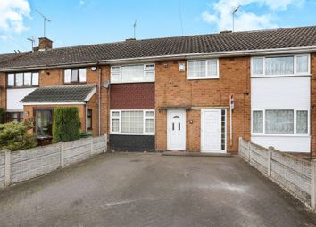 Thumbnail 3 bed terraced house for sale in Cavendish Gardens, Eastfield, Wolverhampton