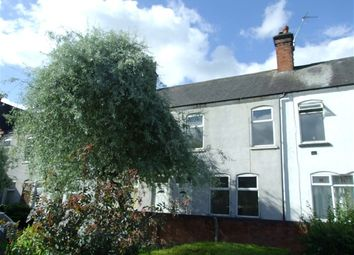 Thumbnail 3 bed terraced house to rent in Railway Terrace, Owen Street, Atherstone