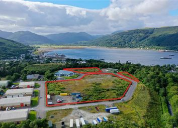 Thumbnail Land for sale in Plot 1.10, Sandbank Business Park, Highland Avenue, Dunoon, Argyll And Bute