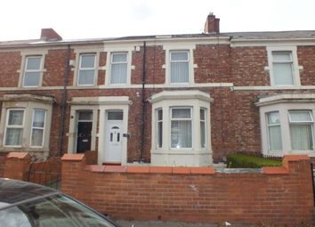 Thumbnail 6 bed terraced house for sale in Brighton Grove, Newcastle Upon Tyne