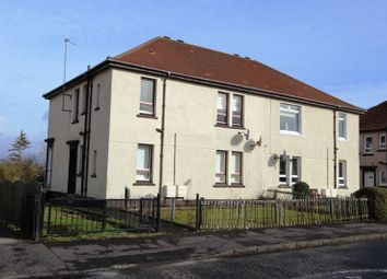 Thumbnail 2 bed flat for sale in Gateside Avenue, Cambuslang, Glasgow, South Lanarkshire