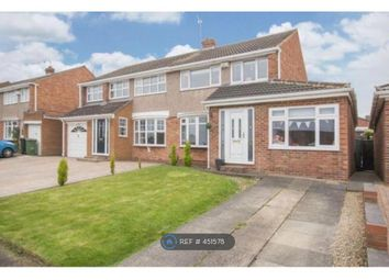 Thumbnail 3 bed semi-detached house to rent in Mayfair Ave, Middlesbrough