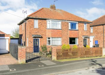 Thumbnail 2 bed semi-detached house for sale in Brooklands, York